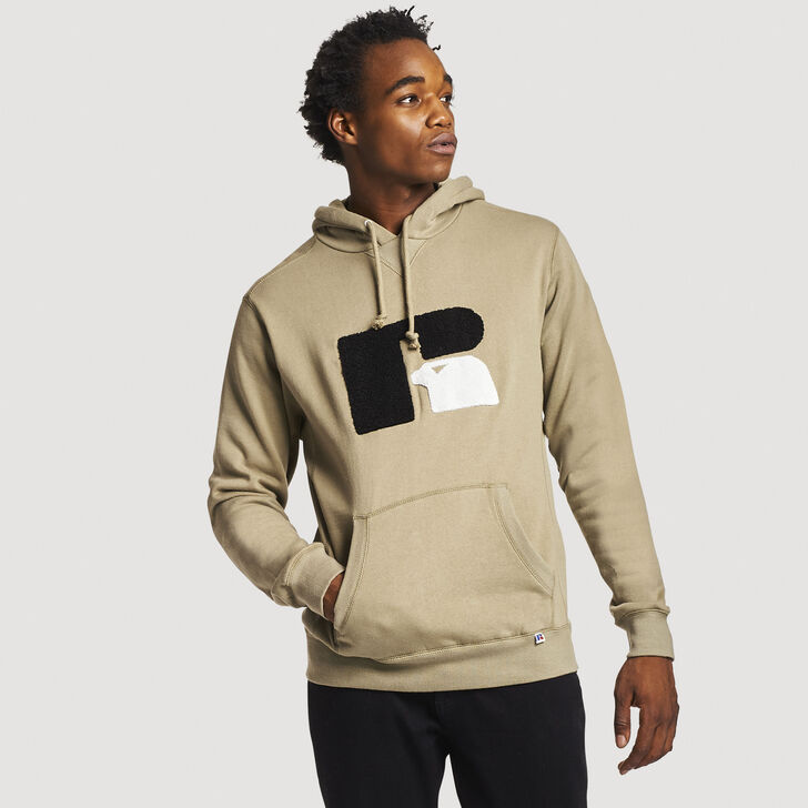 Men's Mike Chenille Hoodie DRY GRASS