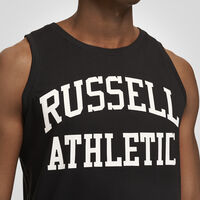 Men's Heritage Arch Tank Top BLACK