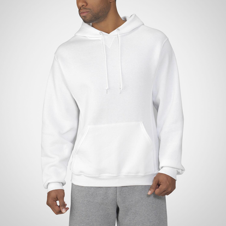 Mens white hoodies