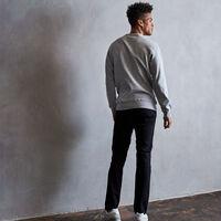 Men's Heritage Fleece Crew Sweatshirt OXFORD