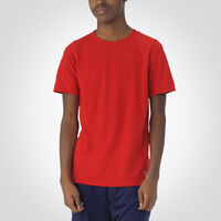 Youth Essential Tee TRUE RED