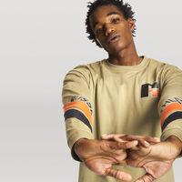Men's Antonio Long Sleeve T-Shirt DRY GRASS