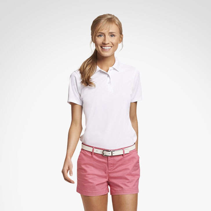 Women's Dri-Power® Performance Golf Polo WHITE