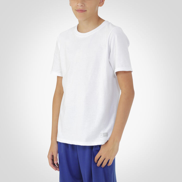 Youth Essential Tee WHITE