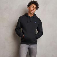Men's Heritage Fleece Hoodie BLACK
