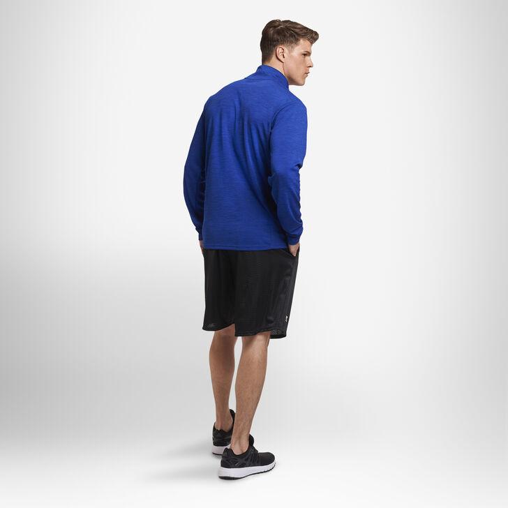 Men's Dri-Power® Lightweight Performance 1/4 Zip ROYAL