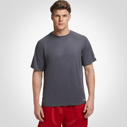 Men's Dri-Power® Mesh Performance T-Shirt STEALTH