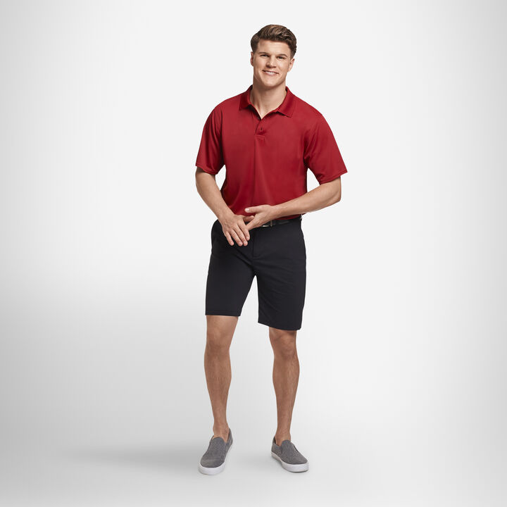 Men's Dri-Power® Performance Golf Polo CARDINAL