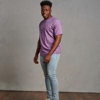 Men's Baseliner T-Shirt Violet