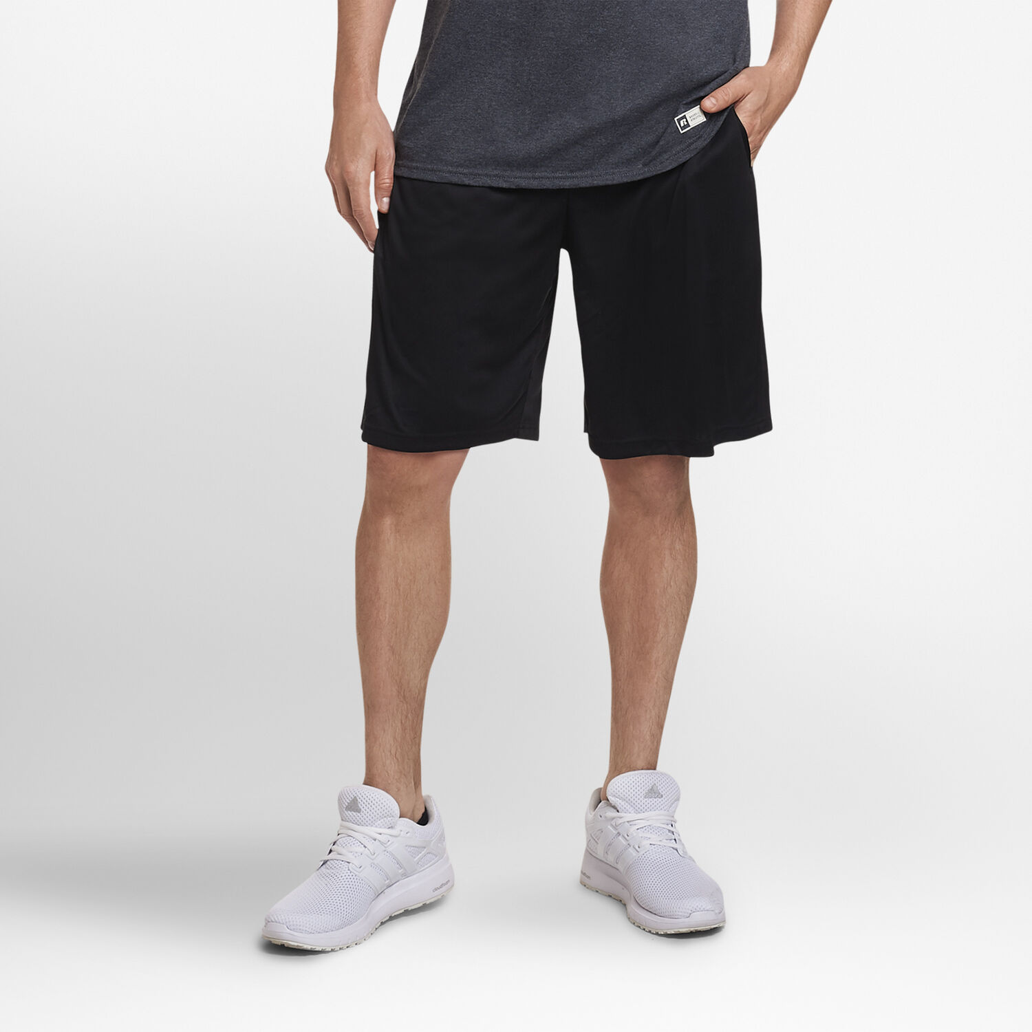Men's Dri-Power® Performance Shorts with Pockets - Russell