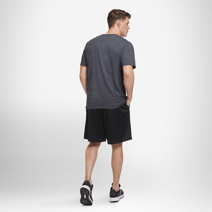Men's Dri-Power® Mesh Shorts BLACK