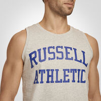 Men's Iconic Arch Tank Top GREY MARL