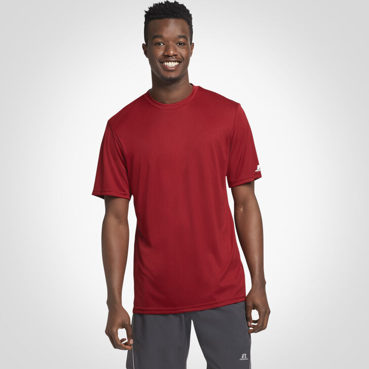 Men's Dri-Power® Core Performance Tee CARDINAL