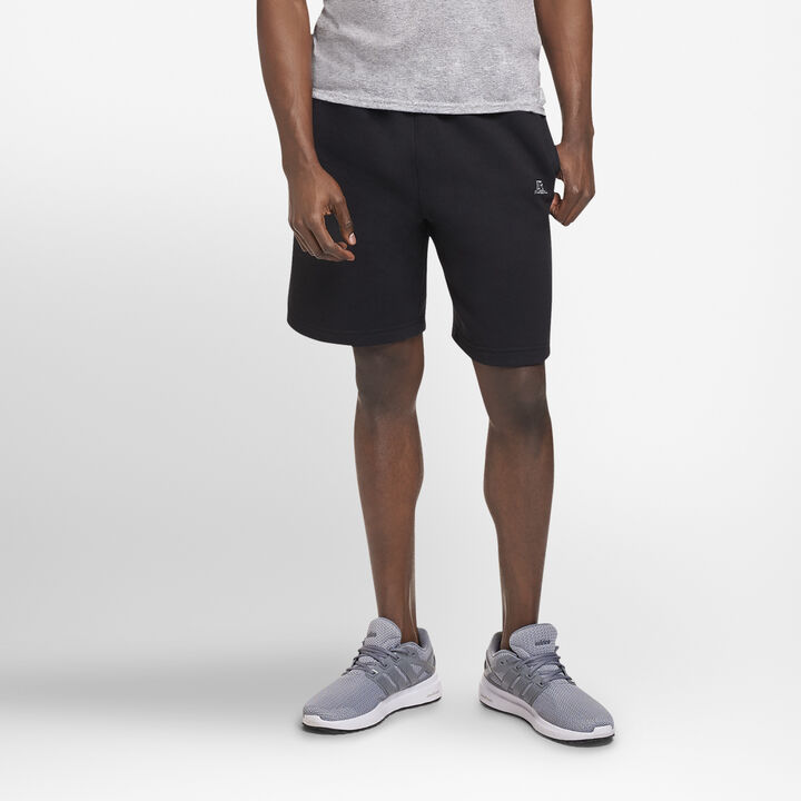 Men's Dri-Power® Fleece Shorts BLACK