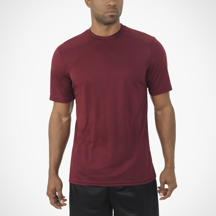 Men's Dri-Power® Core Performance Tee MAROON