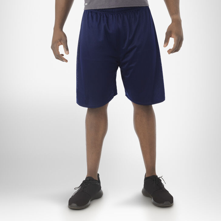 Men's Dri-Power® Mesh Shorts (No Pockets) Navy