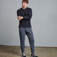 Men's Dri-Power® Fleece Joggers Black Heather