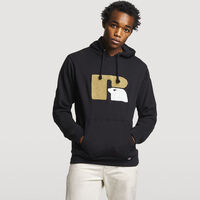 Men's Mike Chenille Hoodie BLACK