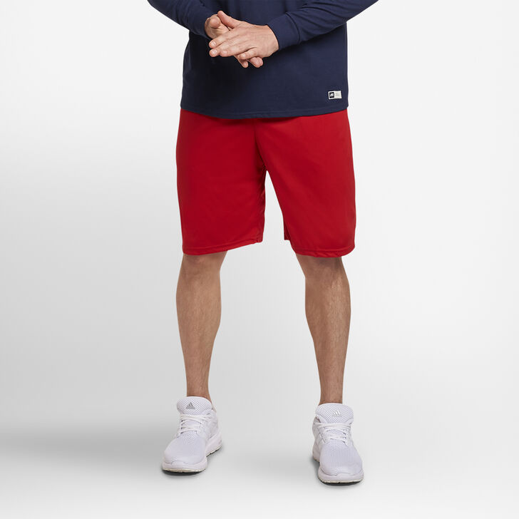 Men's Dri-Power® Performance Shorts TRUE RED
