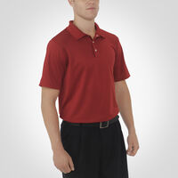 Men's Dri-Power® Golf Polo CARDINAL