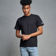 Men's Premium Cotton Classic T-Shirt BLACK