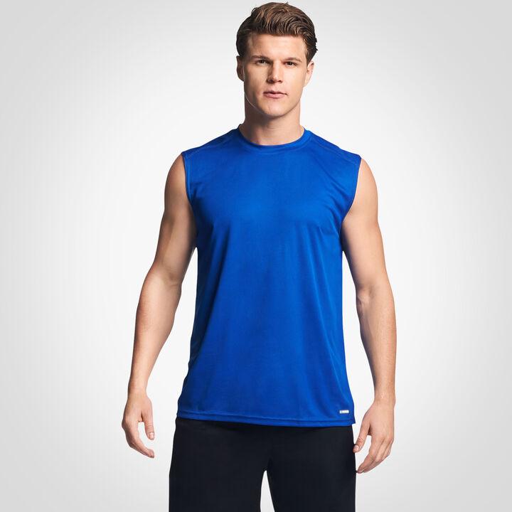 Men's Dri-Power® Mesh Performance Muscle Royal