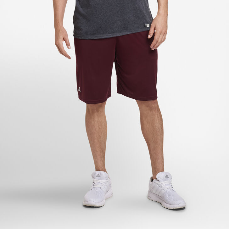 Men's Dri-Power® Performance Shorts with Pockets MAROON