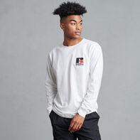 Men's Classic Long Sleeve Colt T-Shirt WHITE