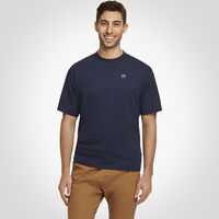 Men's Lightweight Baseliner T-Shirt NAVY