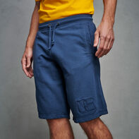 Men's Heritage Garment Dyed French Terry Fleece Shorts NAVY