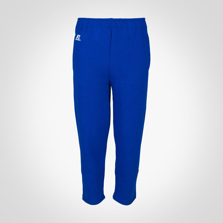 Youth Dri-Power® Open-Bottom Pocket Sweatpants Royal