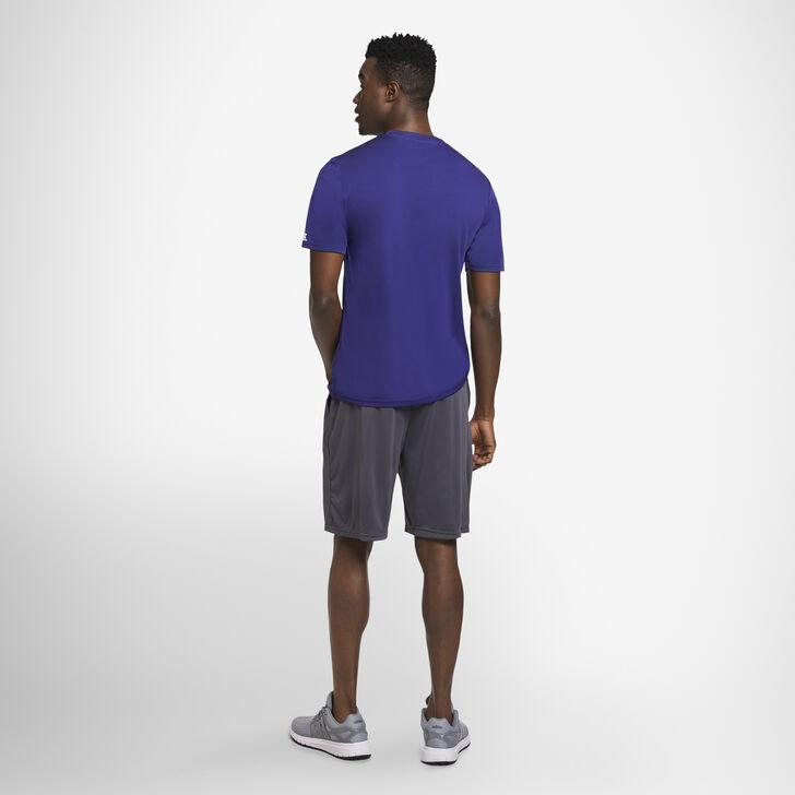 Men's Dri-Power® Performance T-Shirt PURPLE