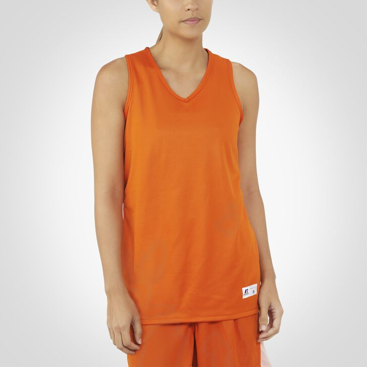 Women's Dri-Power® Undivided Reversible Basketball Jersey