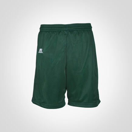 Youth Dri-Power® Mesh Shorts (No Pockets) DARK GREEN