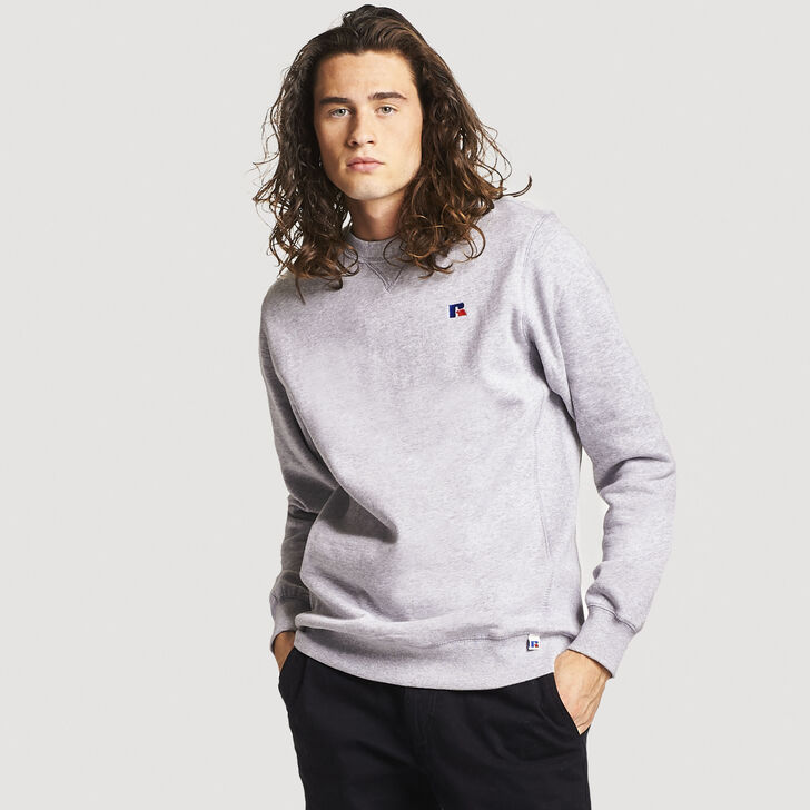 Men's Frank Crew Sweatshirt OXFORD