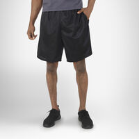 Men's Dri-Power® Mesh Shorts with Pockets BLACK