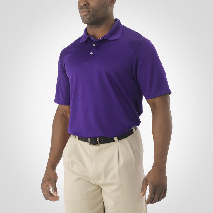 Men's Dri-Power® Golf Polo PURPLE