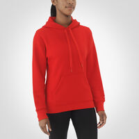 Women's Fleece Hoodie TRUE RED