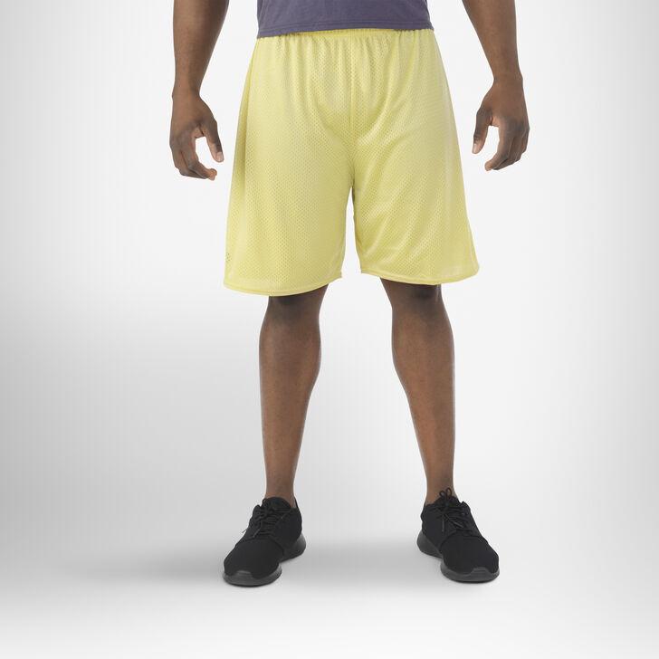 Men's Dri-Power® Mesh Shorts (No Pockets) GT GOLD