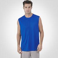 Men's Dri-Power® Performance Mesh Sleeveless Muscle Royal