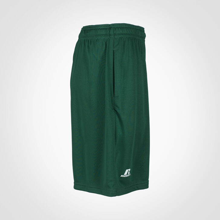 Youth Dri-Power® Performance Shorts DARK GREEN