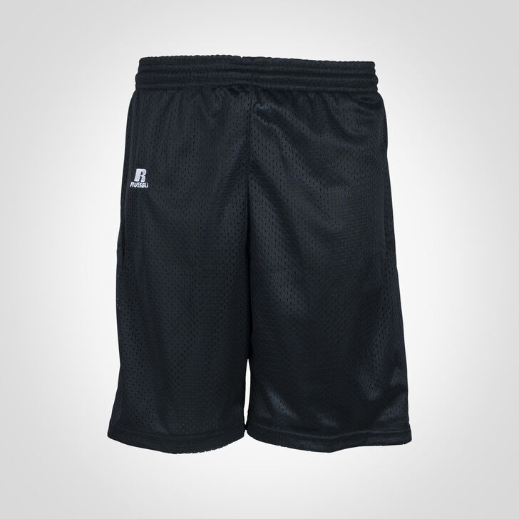 Youth Dri-Power® Mesh Shorts Black