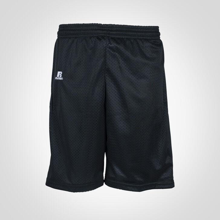 Youth Dri-Power® Mesh Shorts Black
