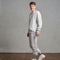 Men's Dri-Power® Fleece Crew Sweatshirt ASH