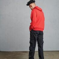 Dri-Power Fleece Logo Hoodie TRUE RED
