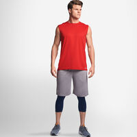 Men's Dri-Power® Mesh Performance Muscle True Red