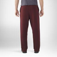 Men's Dri-Power® Open-Bottom Pocket Sweatpants MAROON