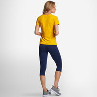 Women's Cotton Performance Tee GOLD