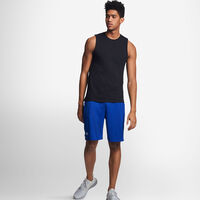 Men's Cotton Performance Muscle Tee BLACK