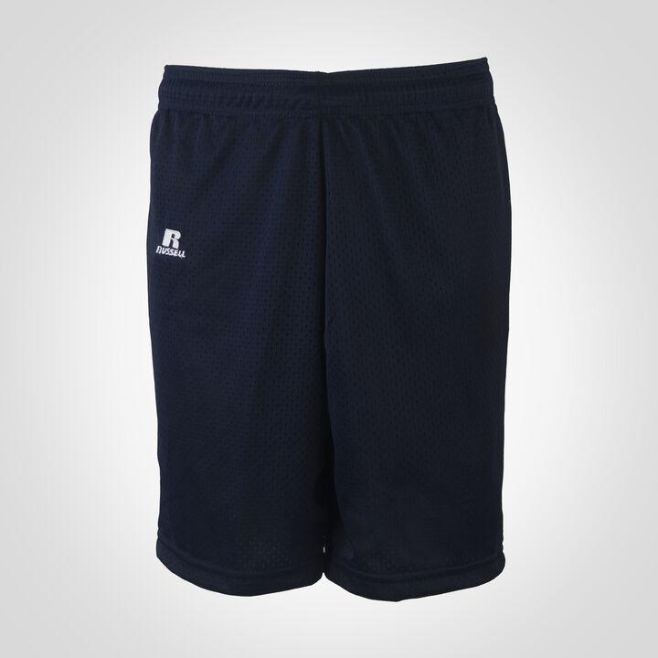 Youth Dri-Power® Mesh Shorts (No Pockets) NAVY